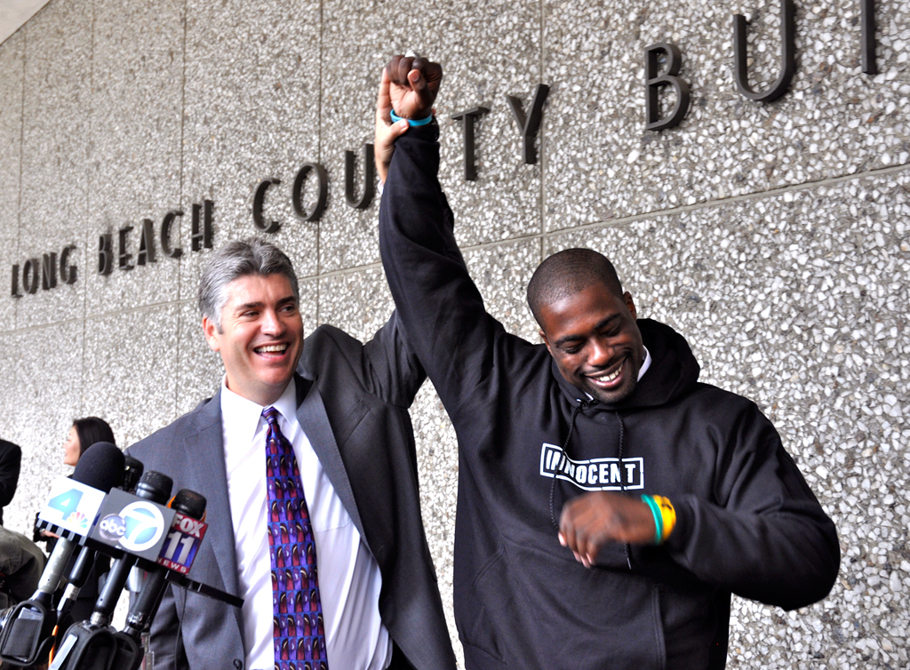 exoneration law and innocence project The innocence project was founded in 1992 by barry c scheck and peter j neufeld at the benjamin n cardozo school of law at each exoneration only.